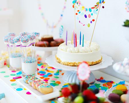 Organisation de goûters d'anniversaire pour enfants à Albert