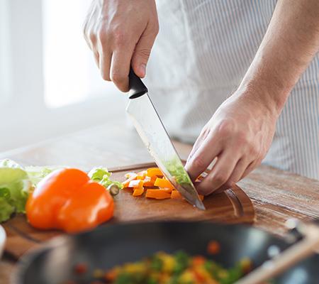Service à la personne pour la préparation des repas à Albert