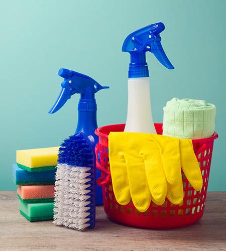 Service de ménage à domicile à Albert